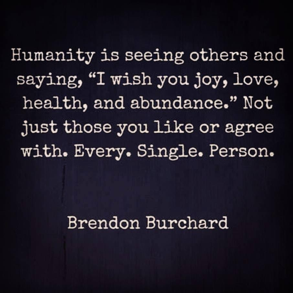 humanity quote